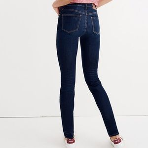 NWT Madewell High Waist Skinny Jeans in Larkspur